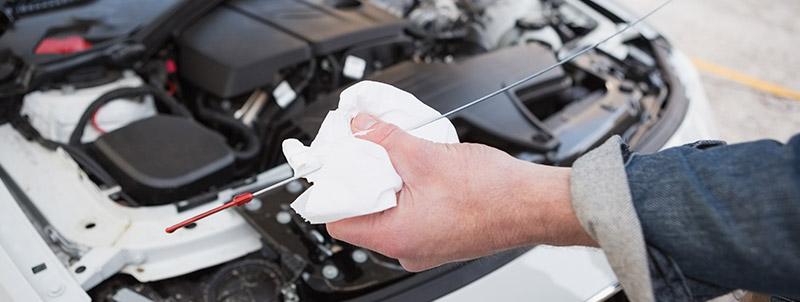 Mechanic servicing a vehicle - Car Servicing Watford